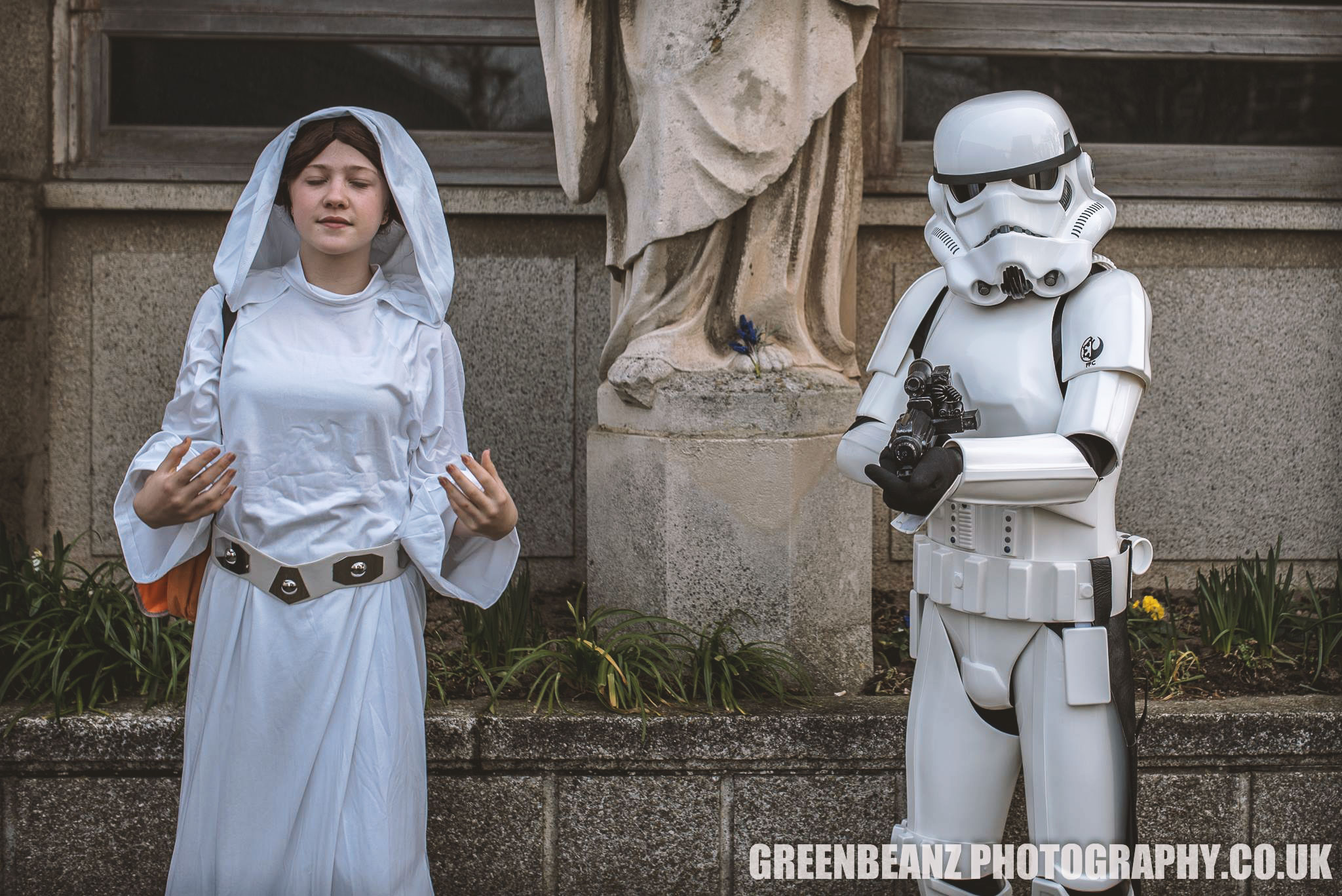 starwars cosplay Devcon Plymouth 2019