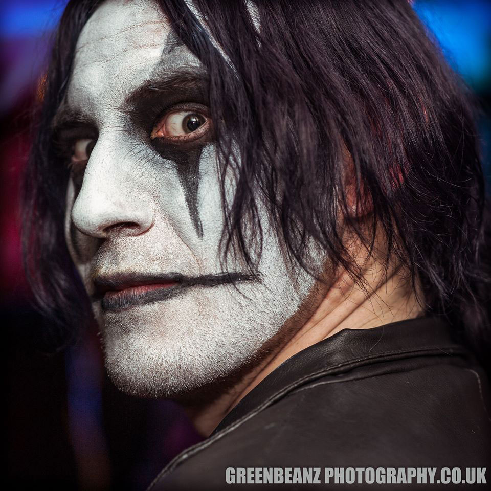 The Crow at Crazy Arms Plymouth Halloween gig in Plymouth 2019
