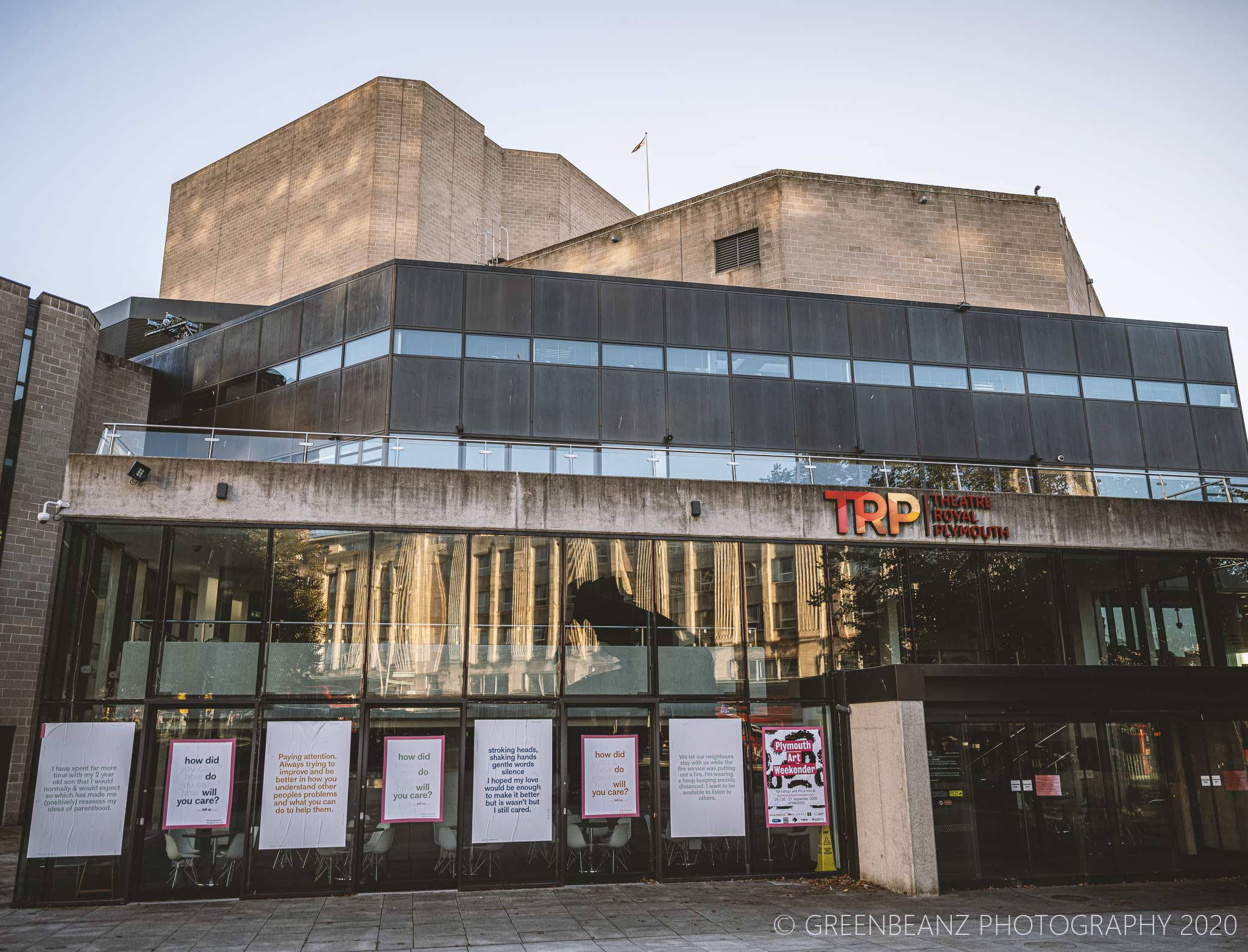 Plymouth Theatre Royal Art Weekender 2020