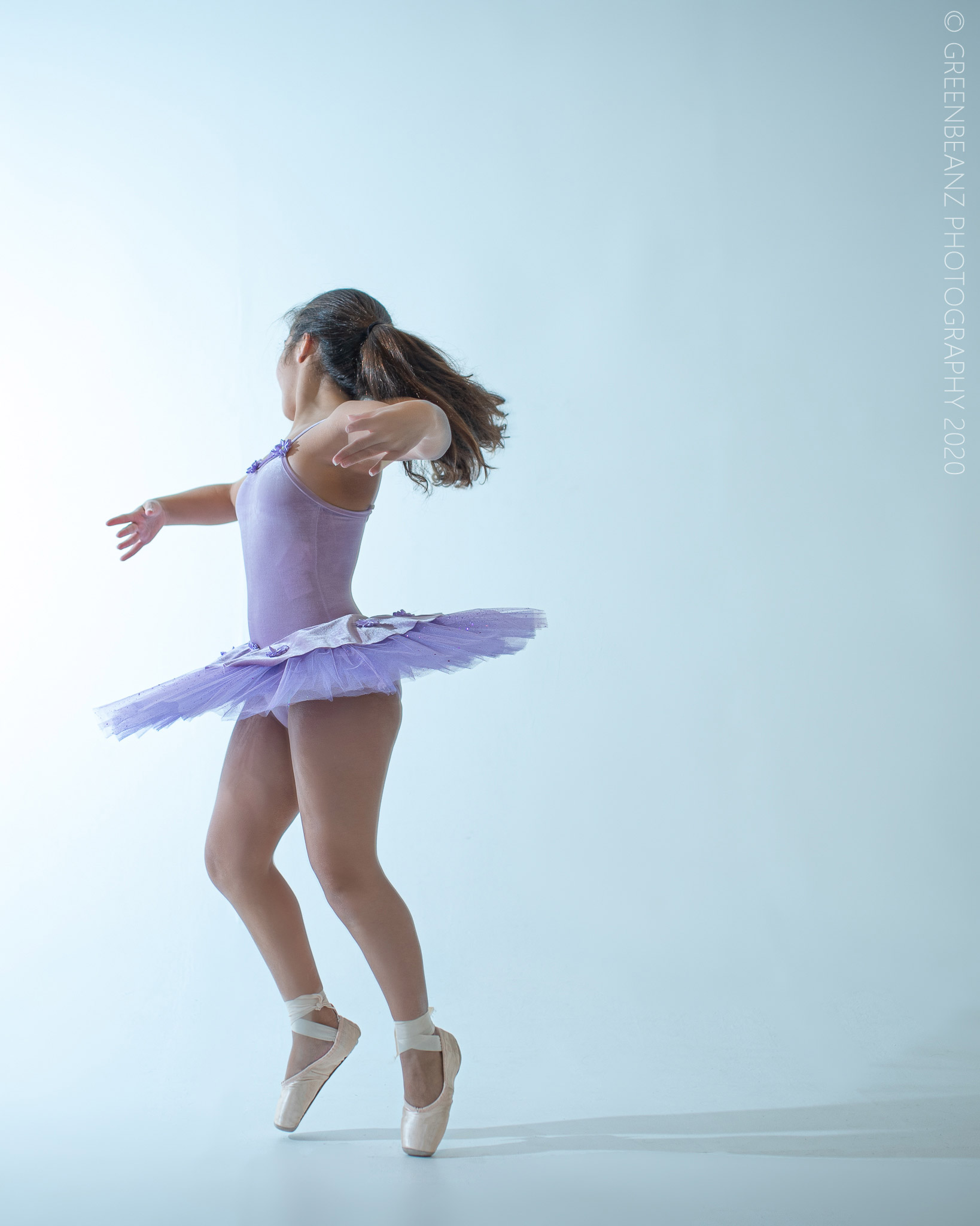 Young Dancer Louise Plymouth Dance Photography