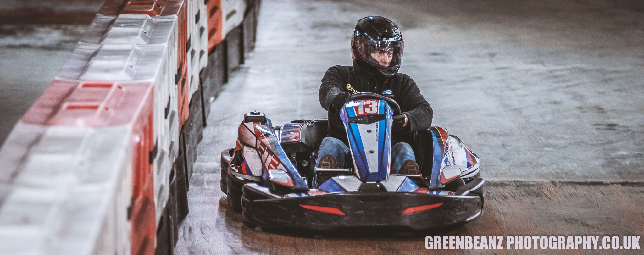 GoKart at Plymouth Karting Event